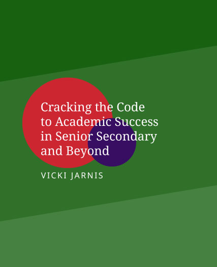 SuccessDNA Books - Cracking the Code to Academic Success in Senior Secondary and Beyond - Student Edition